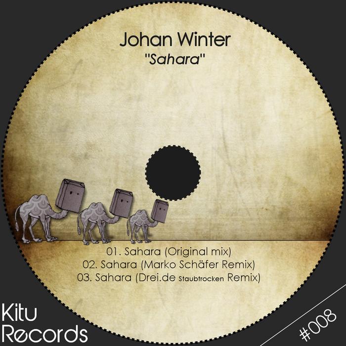 JOHAN WINTER - Sahara