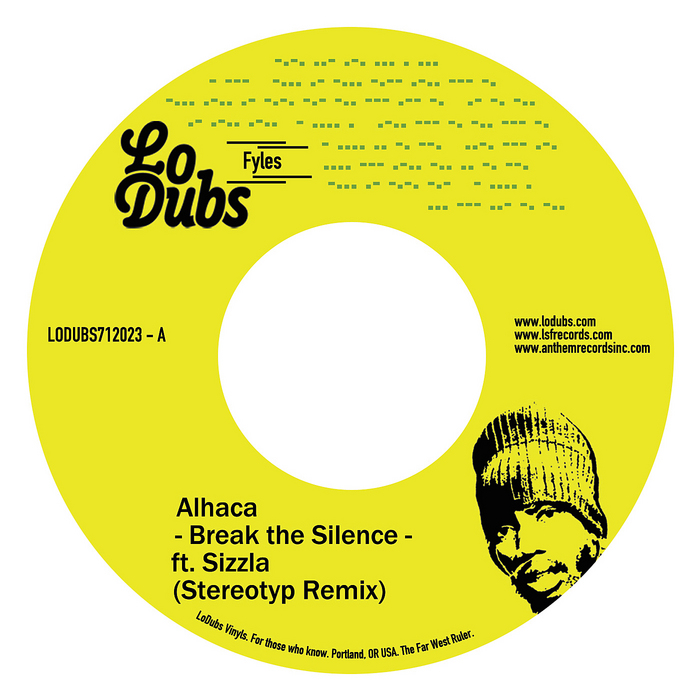 STEREOTYP feat SIZZLA - Break The Silence
