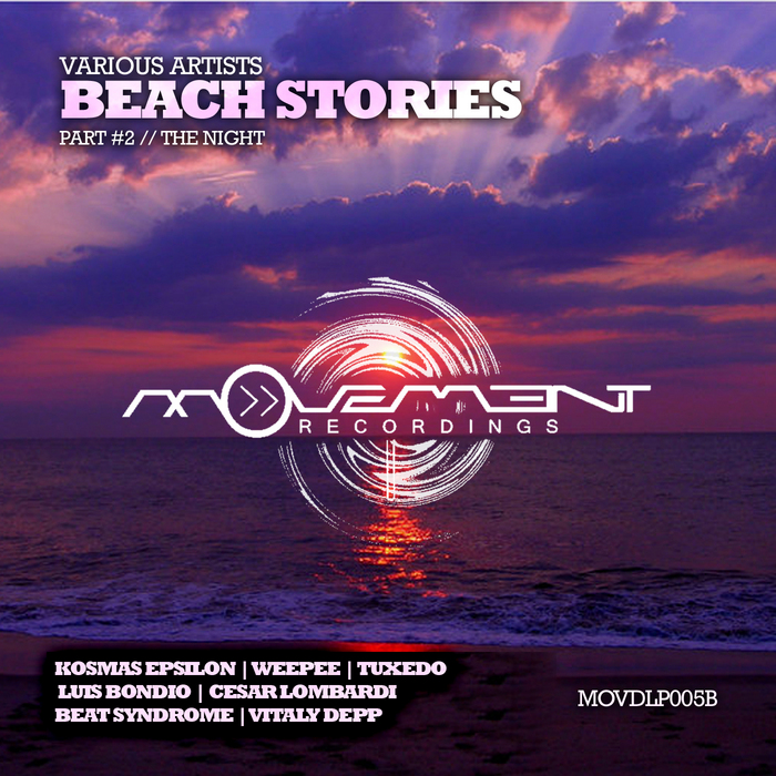 VARIOUS - Beach Stories (Night)