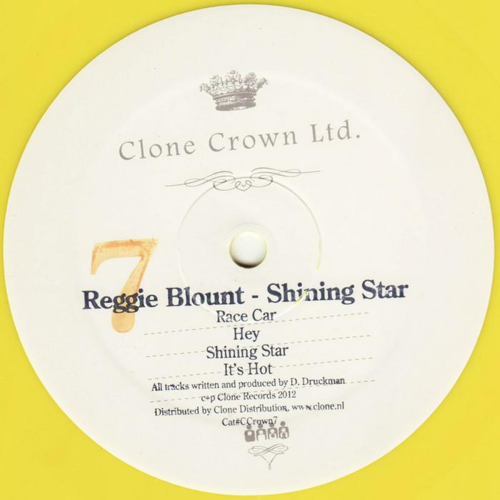 BLOUNT, Reggie - Shining Star