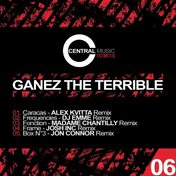 GANEZ THE TERRIBLE - Central Music Ltd  Vol 6