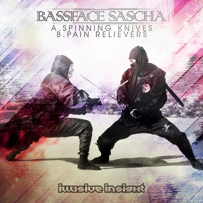 BASSFACE SASCHA - Spinning Knifes
