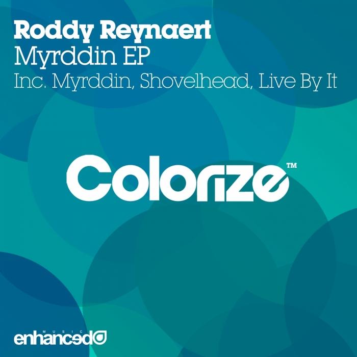 REYNAERT, Roddy - Myrddin EP