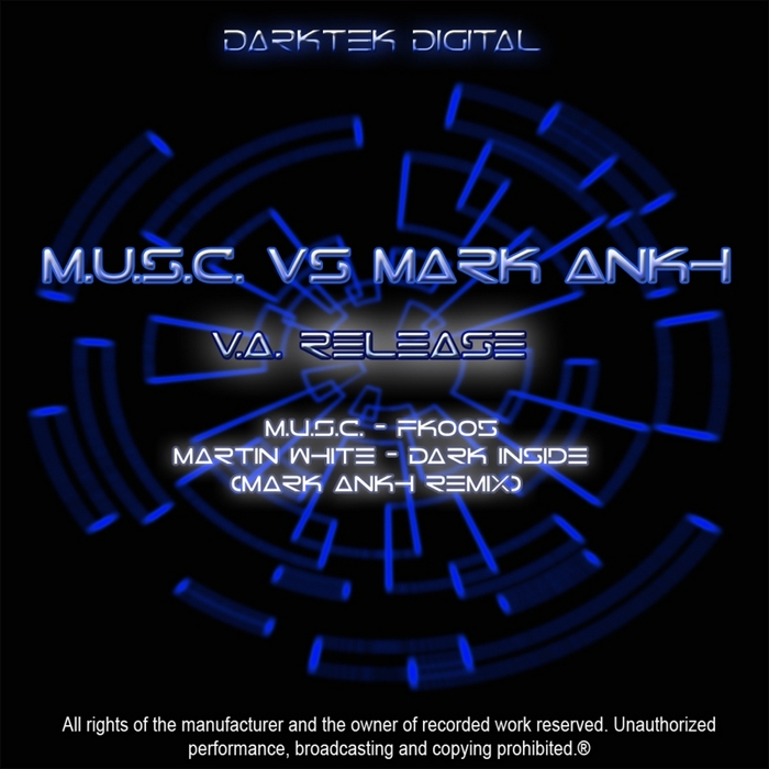 MUSC vs MARK ANKH - VA Release
