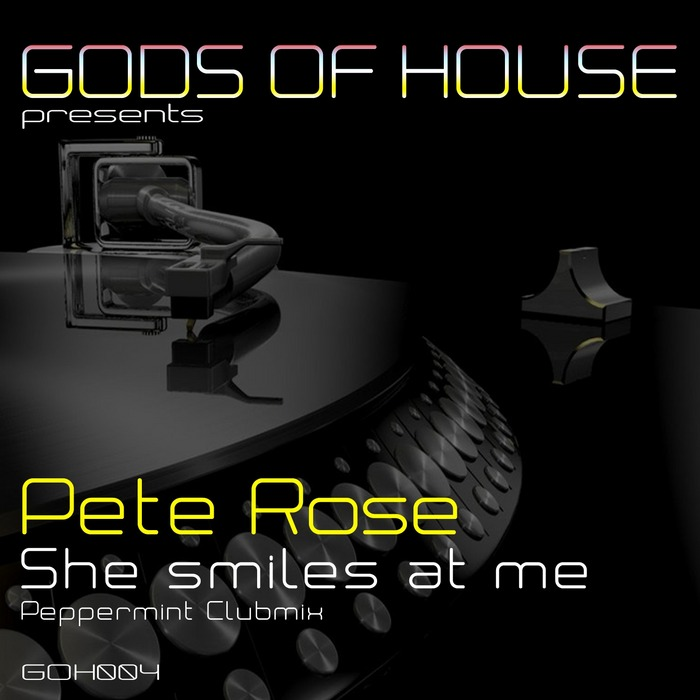 PETE ROSE - She Smiles At Me