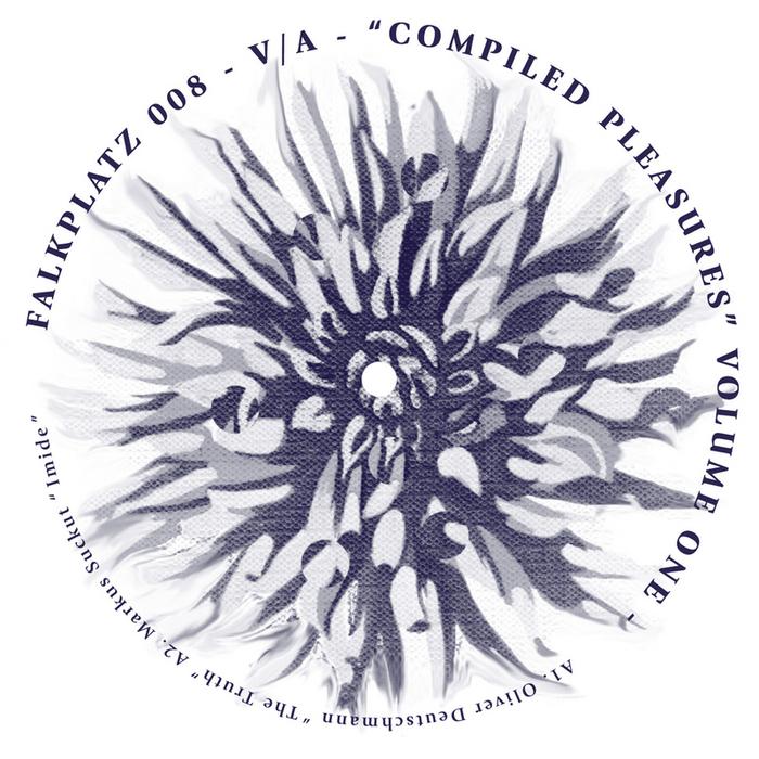 DEUTSCHMANN, Oliver/MARKUS SUCKUT/TRES PUNTOS/XDB - Compiled Pleasures Vol. 1