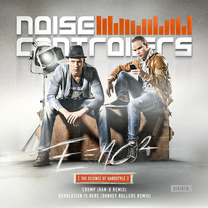 NOISECONTROLLERS - Digital Age 018