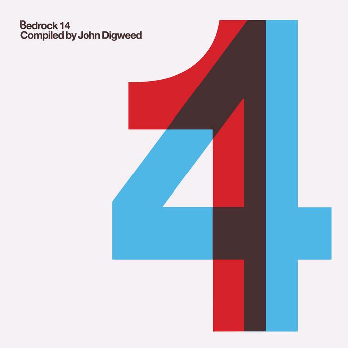 DIGWEED, John/VARIOUS - Bedrock 14 (compiled by John Digweed)