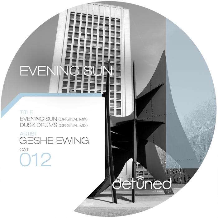 GESHE EWING - Evening Sun
