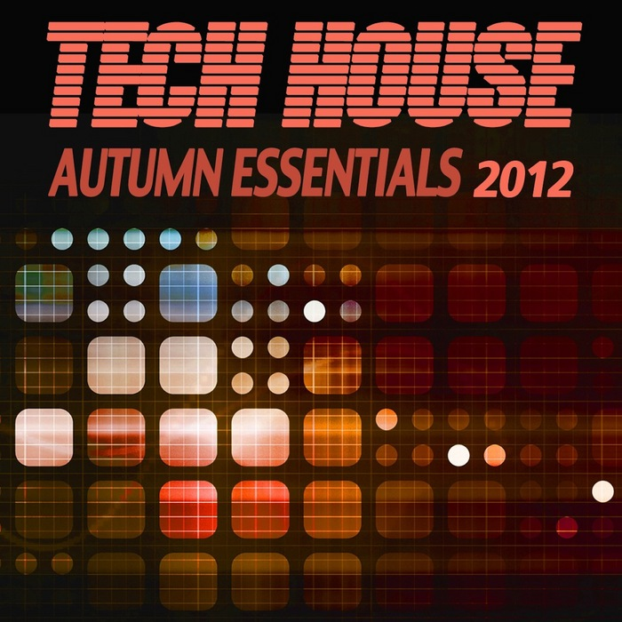 VARIOUS - Tech House Autumn Essentials 2012