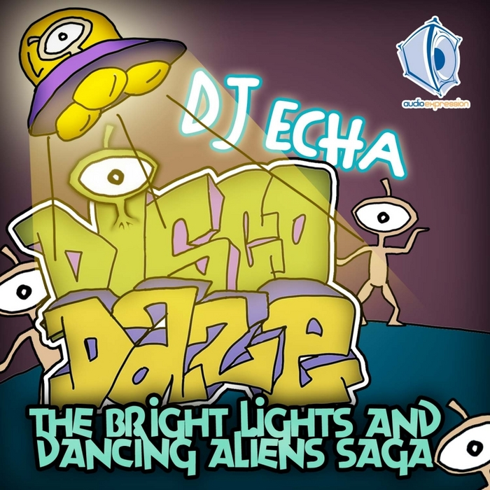 DJ ECHA - Disco Daze