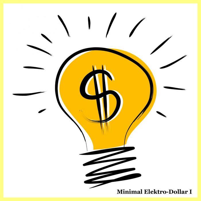 VARIOUS - Minimal Elektro Dollar I