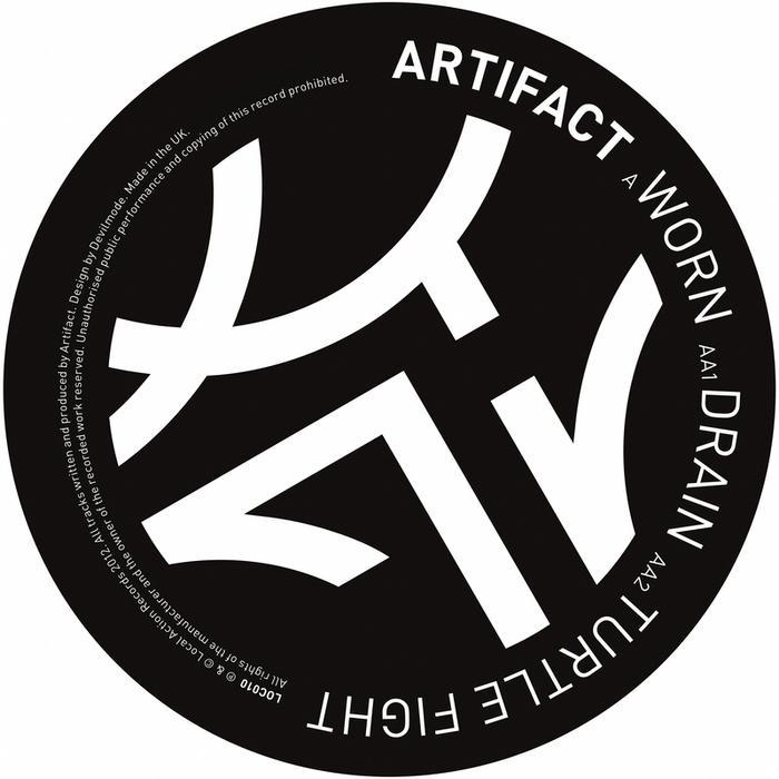 ARTIFACT - Worn EP