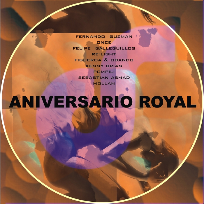 VARIOUS - Aniversario Royal