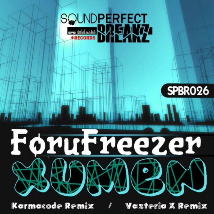 FORUFREEZER - Xumen EP