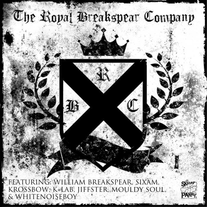 VARIOUS - The Royal Breakspear Company EP
