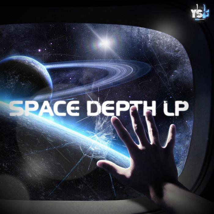 VARIOUS - Space Depth LP