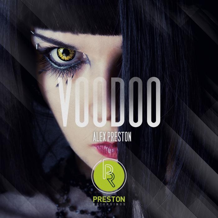 PRESTON, Alex - Voodoo EP (AUS)