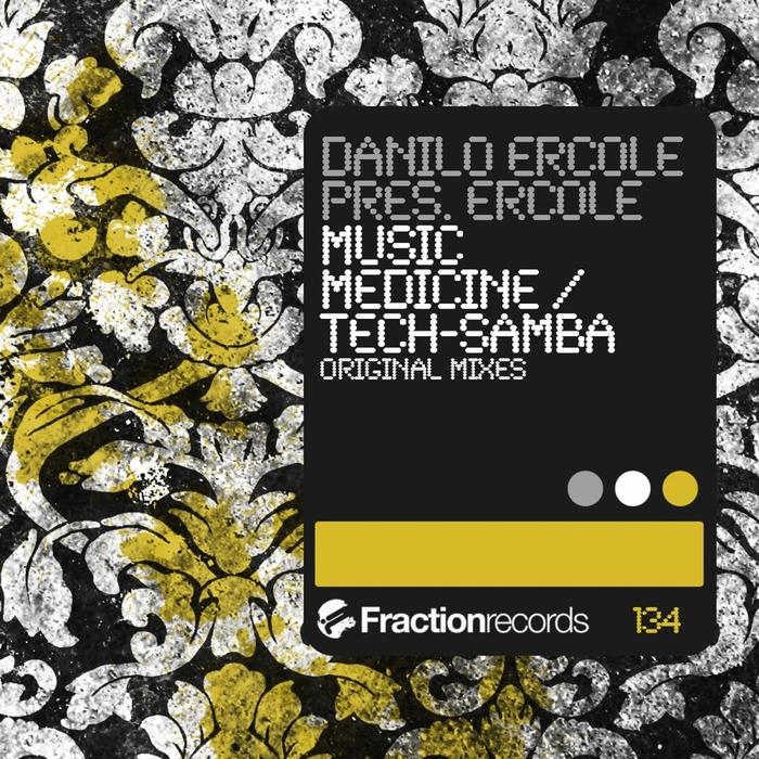 ERCOLE, Danilo pres ERCOLE - Music Medicine