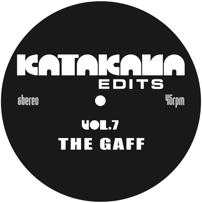 GAFF, The - Katakana Edits Vol 7