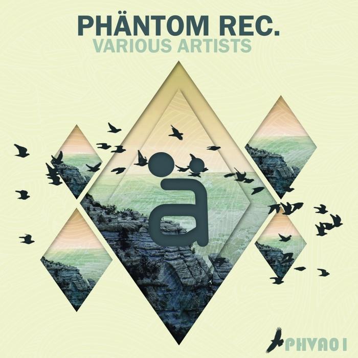 VARIOUS - Phantom Compil #1