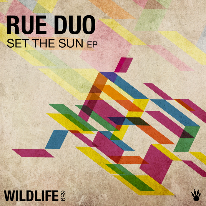RUE DUO - Set The Sun EP