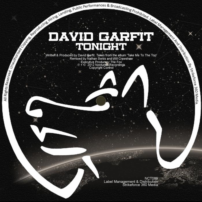 GARFIT, David - Tonight