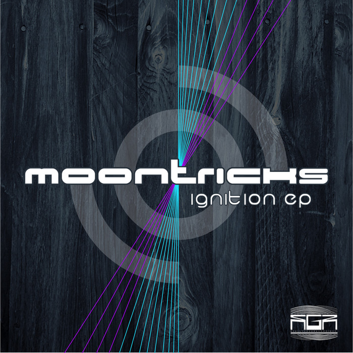 MOONTRICKS - The Ignition EP