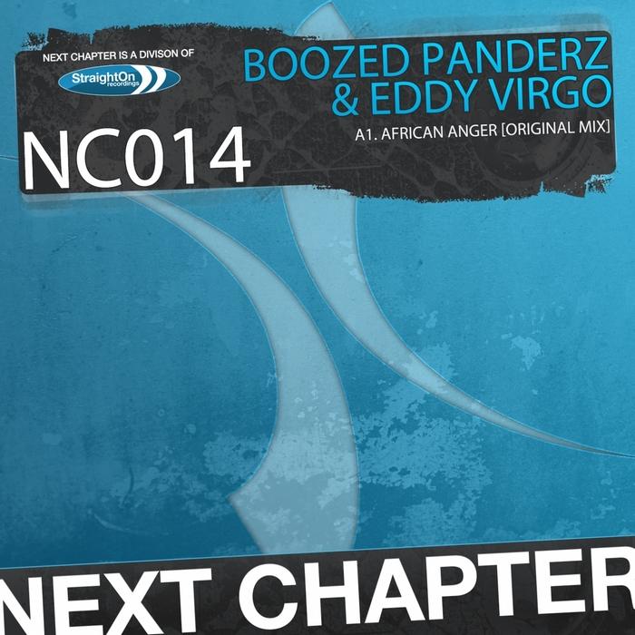 BOOZED PANDERZ/EDDY VIRGO - African Anger