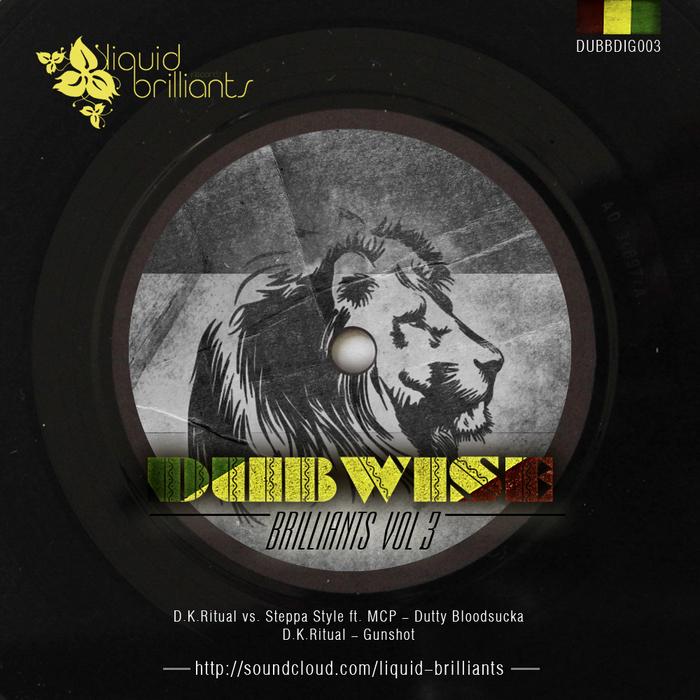 DK RITUAL/STEPPA STYLE - Dubwise Brilliants Vol 3