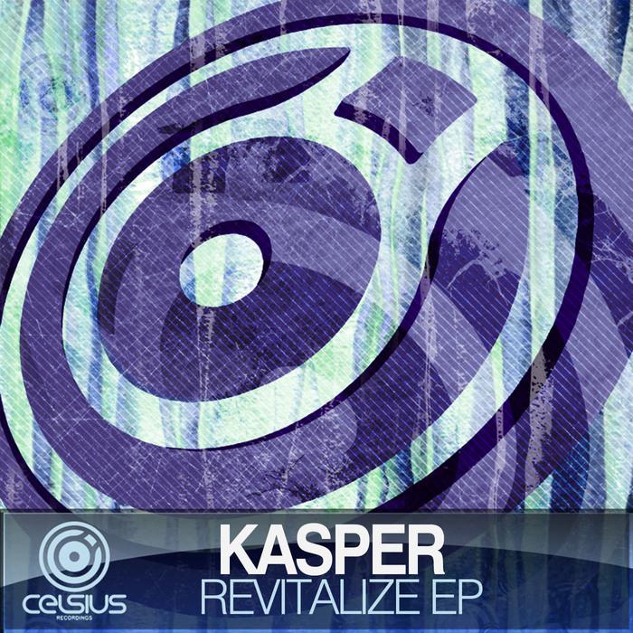 ANTHONY KASPER - Revitalize EP