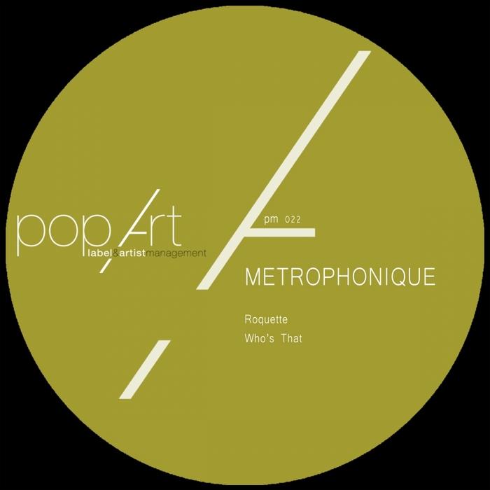 METROPHONIQUE - Roquette