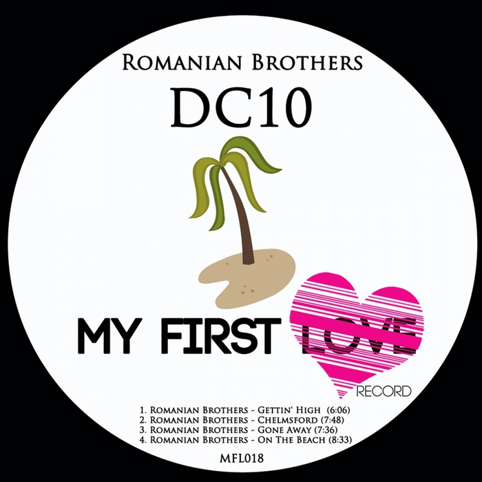 ROMANIAN BROTHERS - DC10