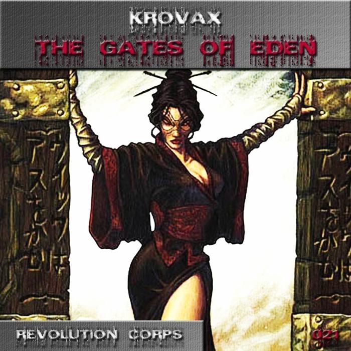 KROVAX - Gates Of Eden