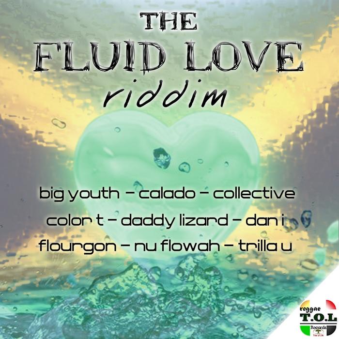 VARIOUS - The Fluid Love Riddim