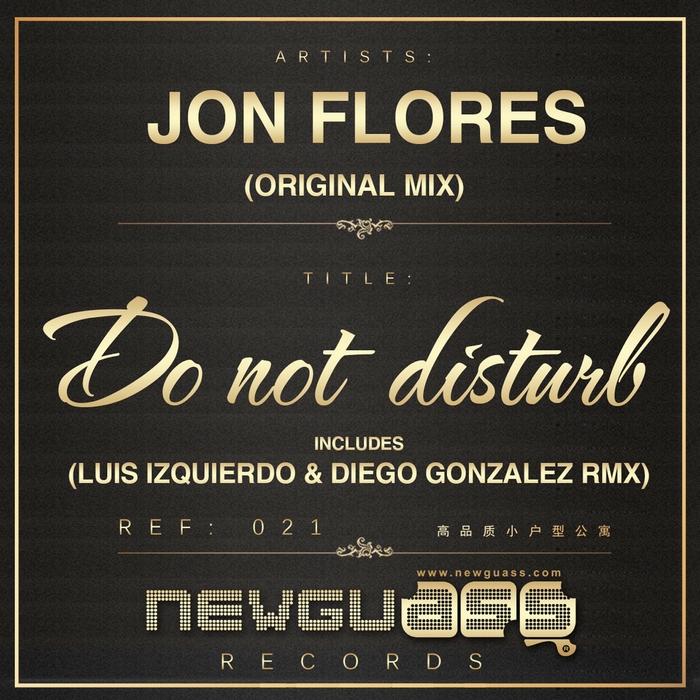 FLORES, Jon - Do Not Disturb