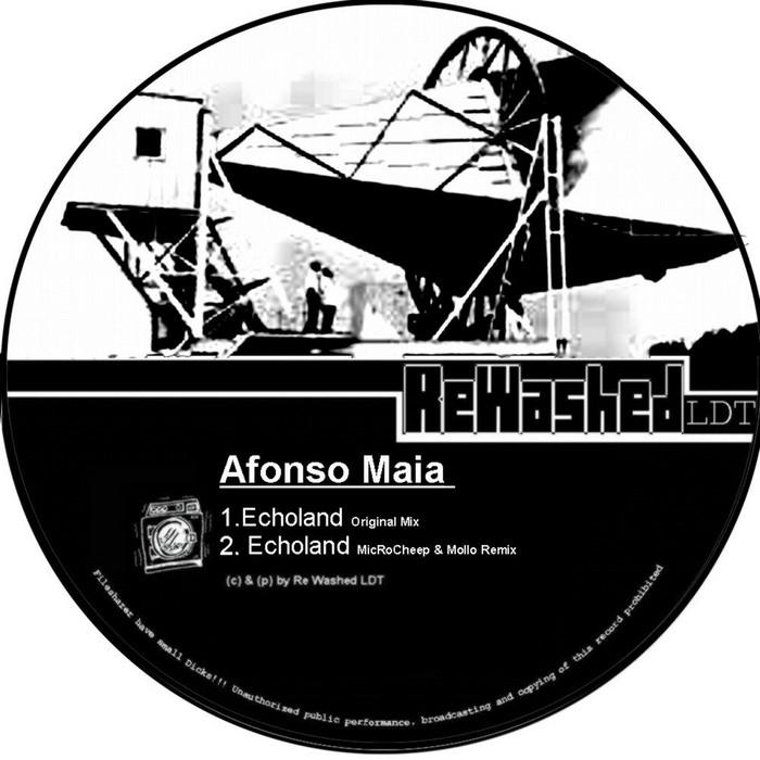 MAIA, Afonso - Echoland