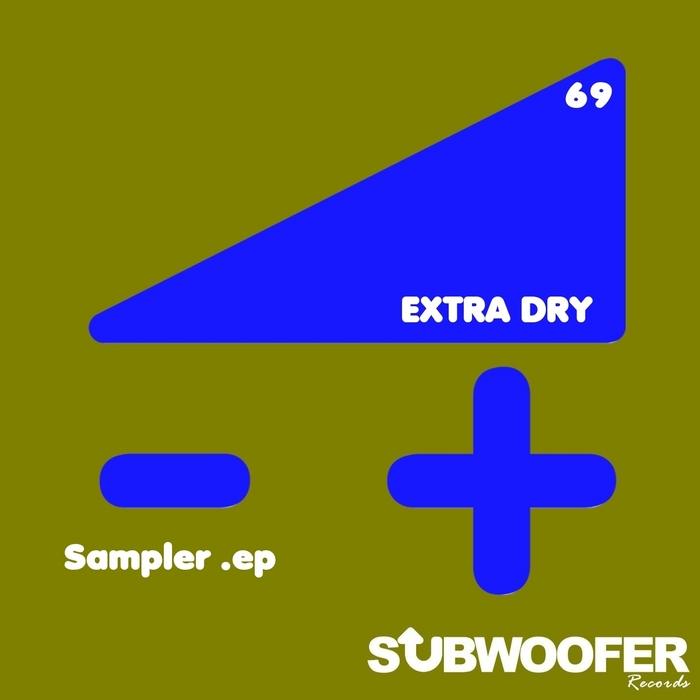 EXTRA DRY - Sampler