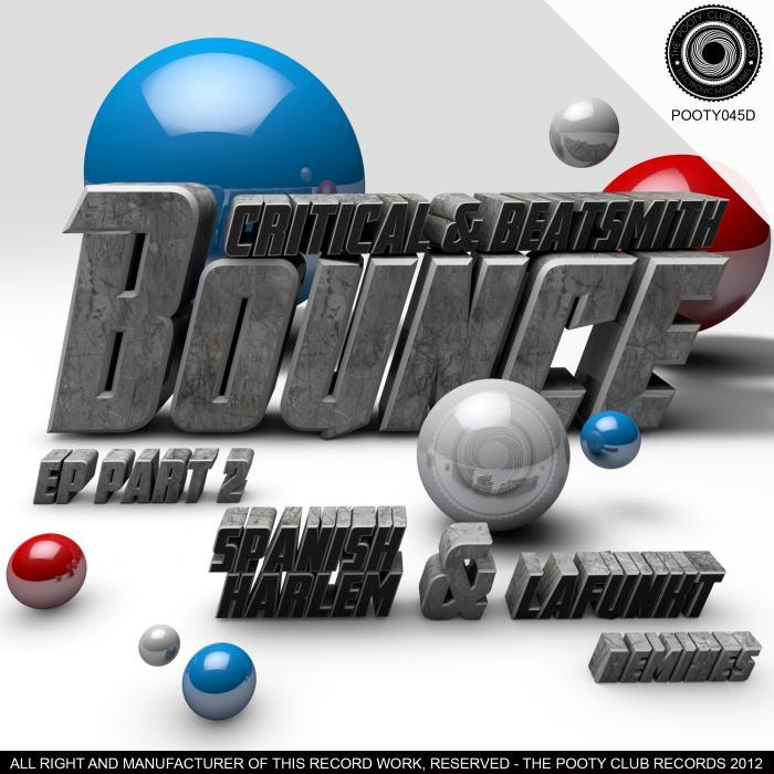 CRITICAL/BEATSMITH - Bounce EP (Part 2)