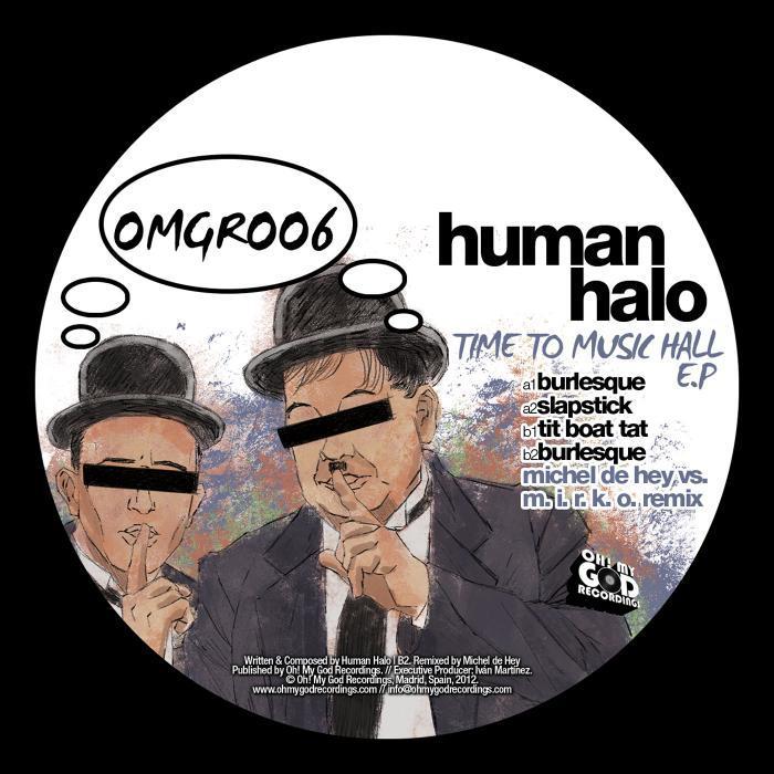 HUMAN HALO - Time To Music Hall