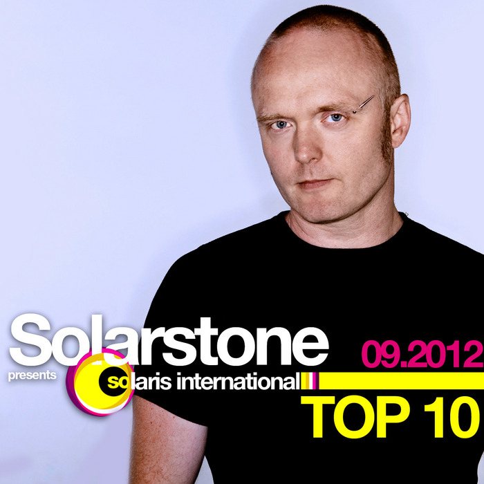 VARIOUS - Solarstone Presents Solaris International Top 10