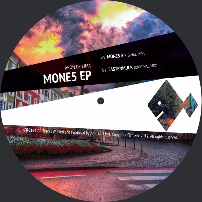 DE LIMA, Aron - Mone5 EP