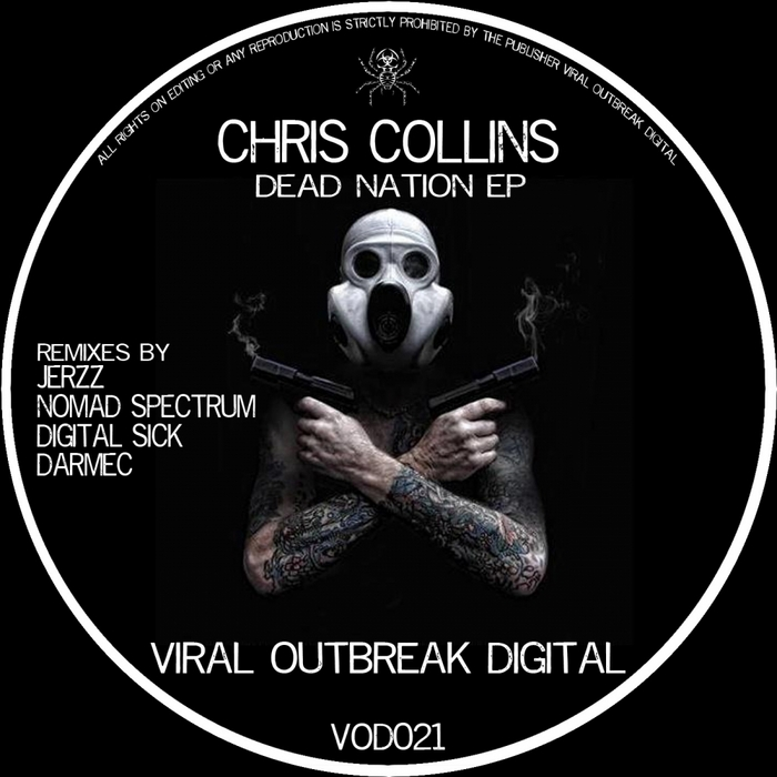 COLLINS, Chris - Dead Nation EP