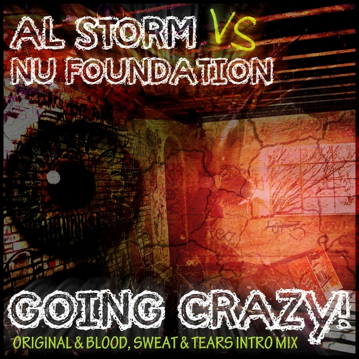 AL STORM/NU FOUNDATION - Going Crazy