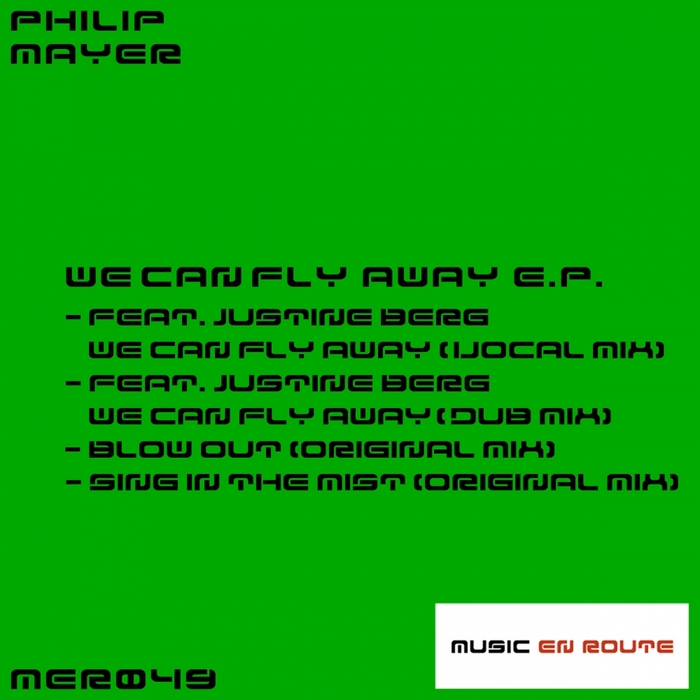 MAYER, Philip - We Can Fly Away EP