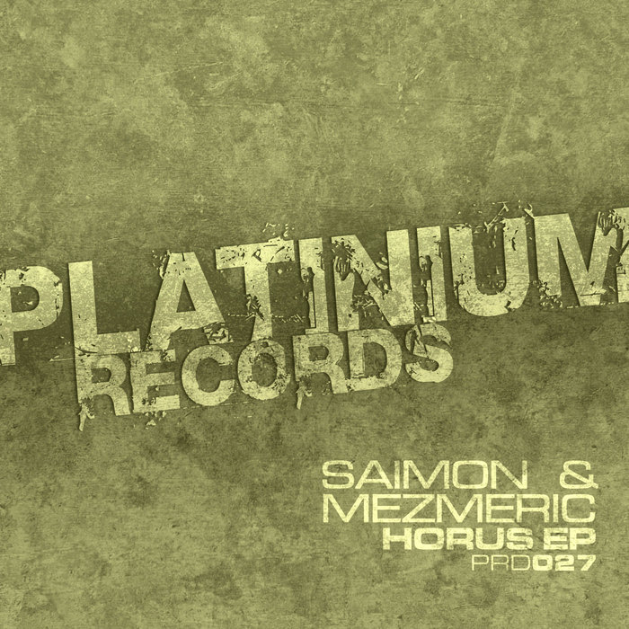 SAIMON/MEZMERIC - Horus EP