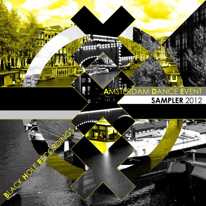 VARIOUS - Black Hole Recordings Amsterdam Dance Event Sampler 2012