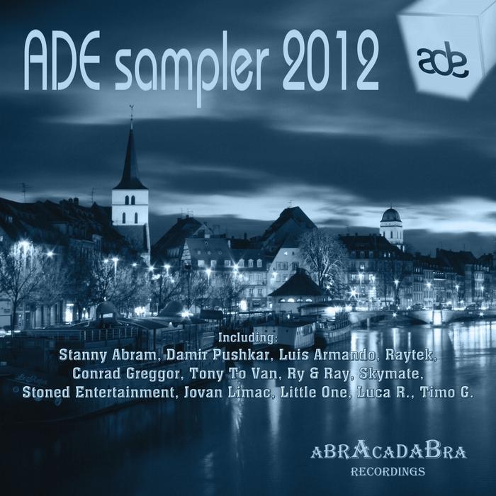 VARIOUS - ADE Sampler 2012