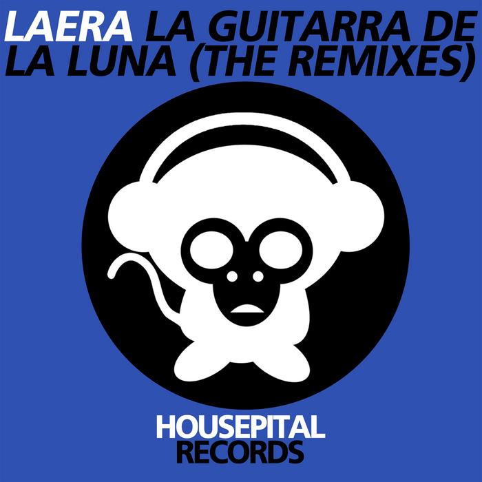 LAERA - La Guitarra De La Luna (The remixes)