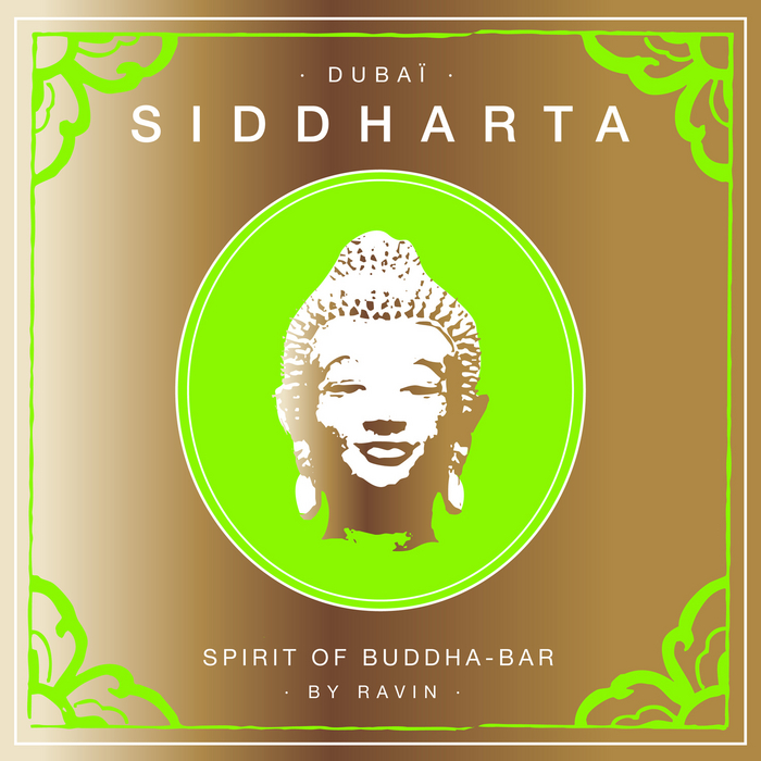 DJ RAVIN/VARIOUS - Siddharta Spirit Of Buddha Bar Vol 6